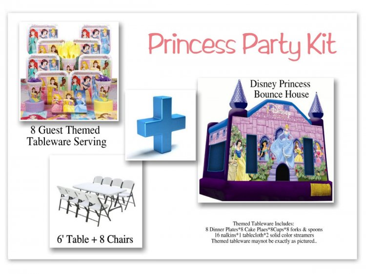 Princess Party Kit