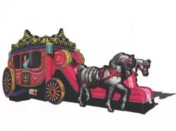 Royal Princess Carriage Combo