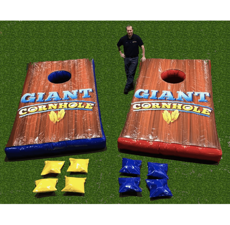 Giant Corn Hole Game (Complete Set)