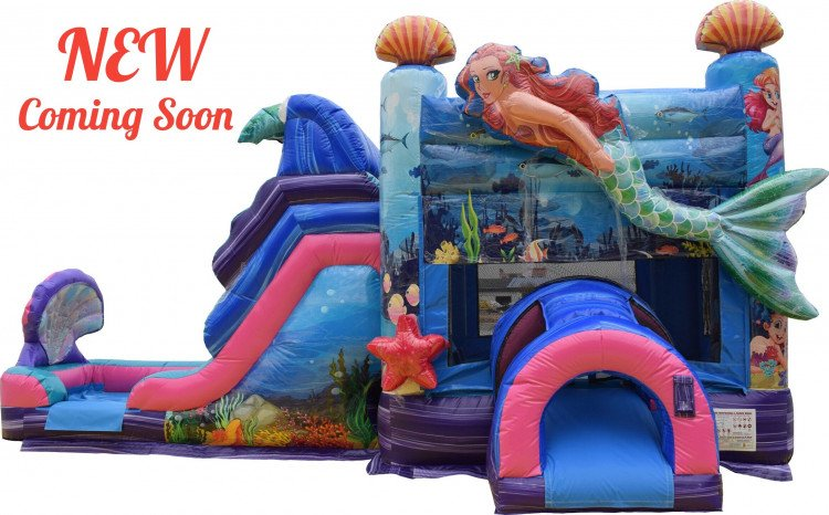 Mermaid Adventure WET Combo